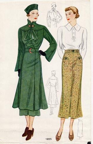 Simplicity_1930s_coat