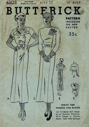 1930s_dress_pattern_6303
