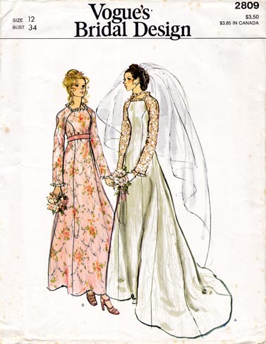 1960s_bridal_gown_pattern