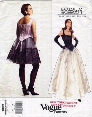 Vogue_6305_madonna_corset