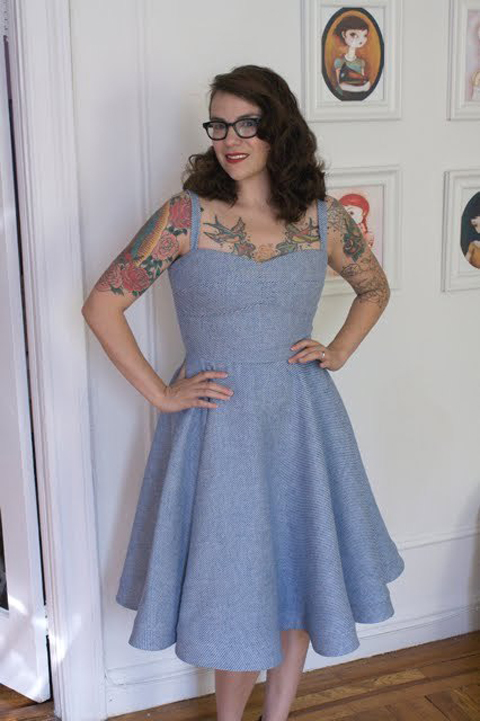 Gertie's_blue_dress
