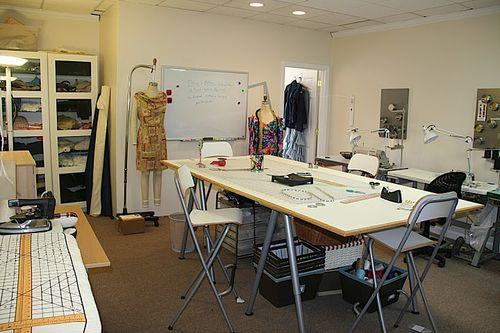 Ann's studio