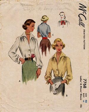 Mccall_7768_1940s_blouse