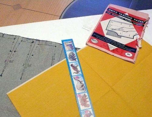 Marking-darts