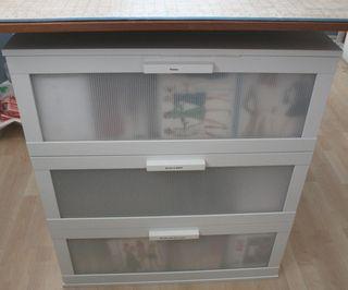 Pattern storage