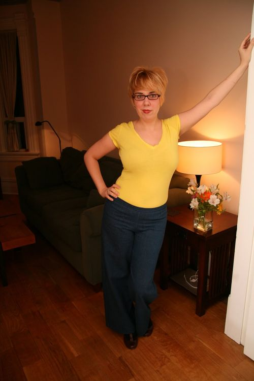 K-line-pants