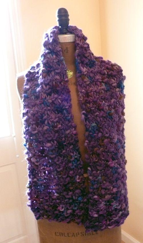 Knittedscarfjug
