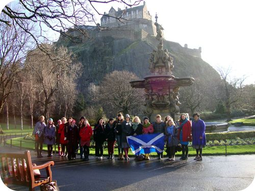 Edinburgh meet up
