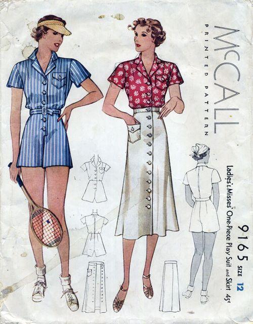 Mccall-9165-1930s