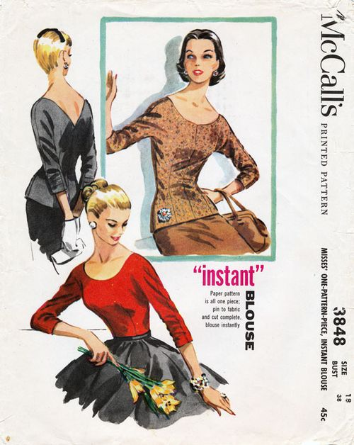 McCalls-3848-1950s